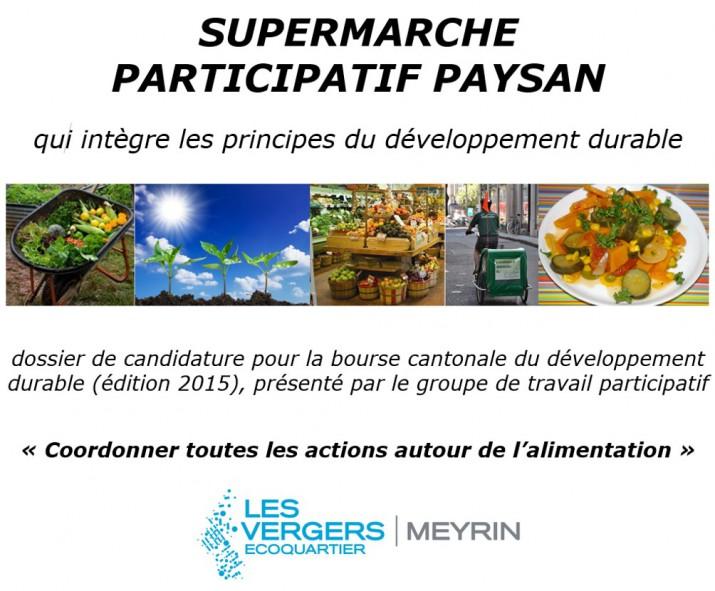 Supermarché participatif paysan
