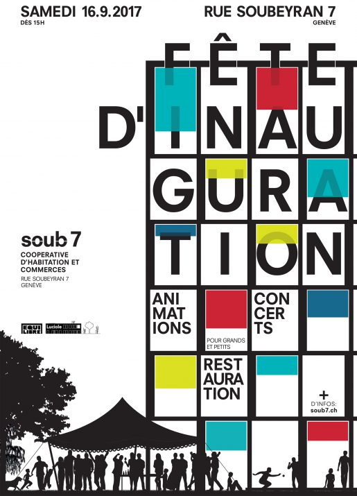 Fête d'inauguration Soub7