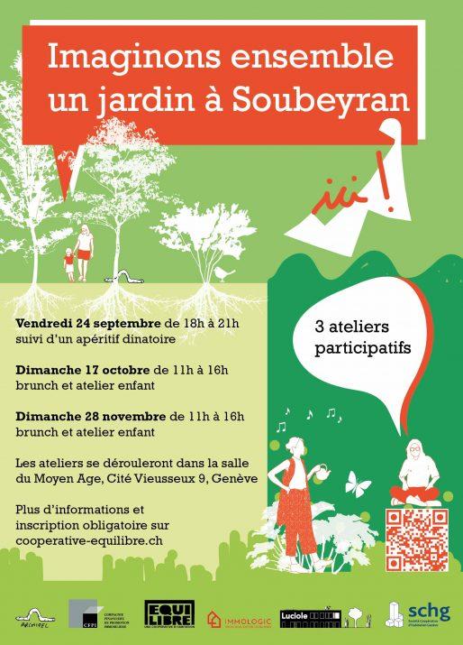 Un processus participatif pour imaginer le nouveau parc Soubeyran !